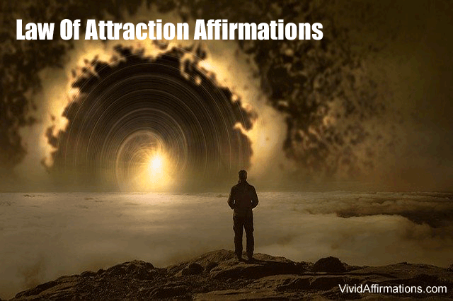 Secret law of attraction affirmations